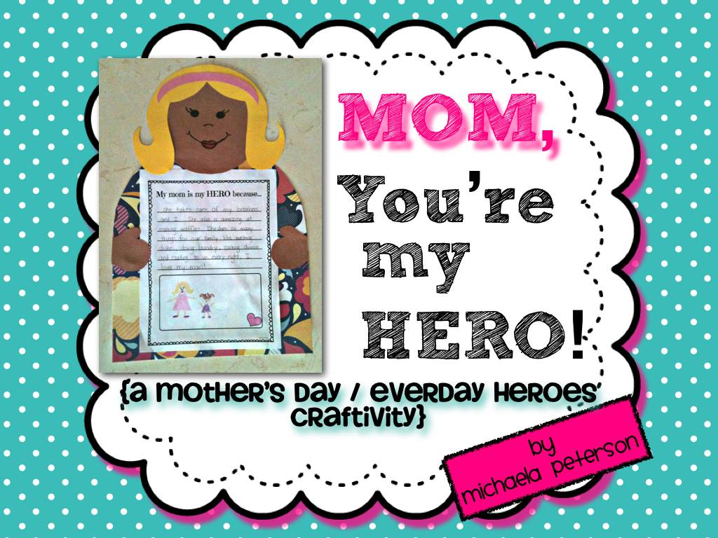 Mother's Day Craft Craftivity