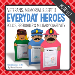 September 11 {Patriots' Day} Craft and Activities