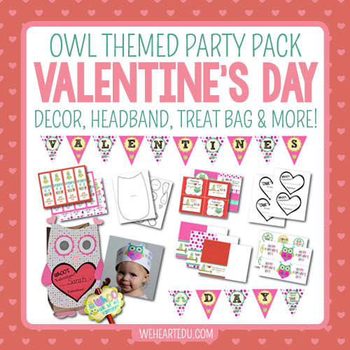 owl-valentines-party-pack